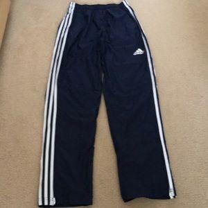 Adidas climate big boy's lined pants